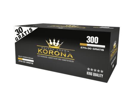 tubes korona
